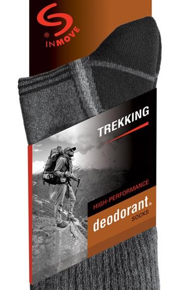 Skarpety Trekkingowe InMOVE Trekking Deodorant